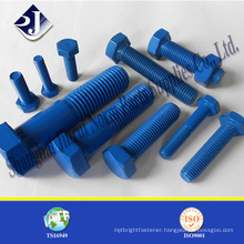 China supplier a307a hex head bolt