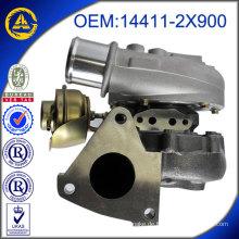 Garrett gt2052v turbo ladegerät nissan 724639-5006S turbo ladegerät