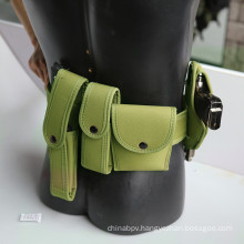045 Outdoor Sports Military Airsfot Gear Tactical Hunting Waist Belt Four Sets Nylon Belt
