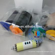 Compatible feature fargo hdp5000 ymck color ribbon 84051