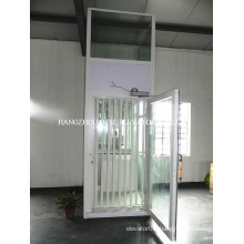 luxury sight-seeing/panoramic glass home elevator,villa elevator cheap price from China factory