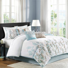 Madison Park Meadow Multi Piece Bedding Duvet Cover Embroidery Comforter Set