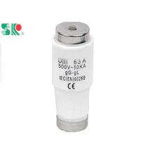 Vis à basse tension Type de bouteille Fusible Liens Diii 63A 500V