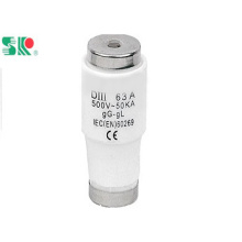 Low Voltage Screw Bottle Type Fuse Links Diii 63A 500V