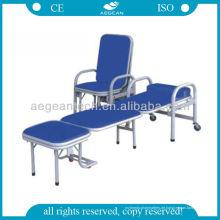 AG-AC002 New Hospital Verwendung ISO & CE genehmigt begleiten Stuhl
