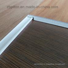 Nouveau plancher de vinyle de type Wmpc fait de matériel vierge