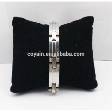 Rock HipHop Bracelet en chaîne en acier inoxydable en acier inoxydable