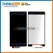 Digitalizador de tela de toque de lcd de qualidade superior para sony xperia z1 l39h c6902 c6903 c6906 c6943