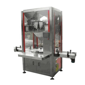 2020 New product automatic 100g 1000g desiccant oatmeal grain bag filling machine in stock