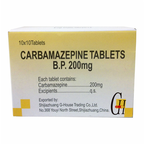 Carbamazepine Tablet BP