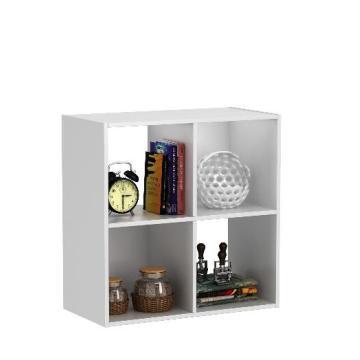 Modular 4 shelf bookcase Units and No-woven Bag