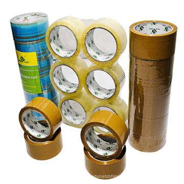 Китай завод БОПП упаковочная пленка скотч, Ясная лента запечатывания коробки, 22 лет Производитель