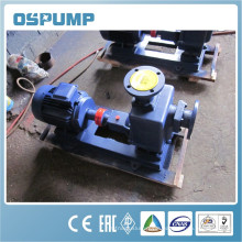 ZW series self-priming vortex non clogging sewage pump