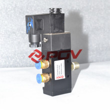 5 port 2 position solenoid valve air valve 5 port