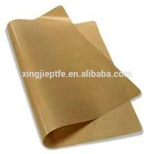 Neue Porzellanprodukte zum Verkauf 0.4mm 820g / m2 ptfe beschichtetes Glasfasergewebe