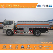 AUMAN 4X2 13000L acid tanker vehicle