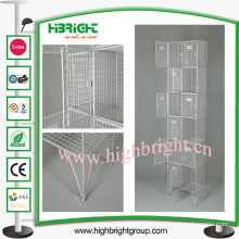 UK 12 Doors Wire Mesh Storage Lockers