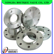 Forged Flange for Industrial Ball Valve and Pipeline