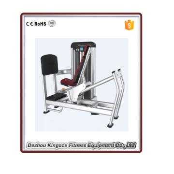 Máquina comercial da imprensa do pé do equipamento de Gym