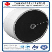 Banda transportadora de caucho con borde moldeado (CC56)