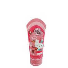 barato tubo lindo popular de la crema de la mano del etiquetado del gatito hola del hello para la venta