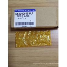 N610008158AA CM402 / CM602 Cubierta de cristal para máquina SMT