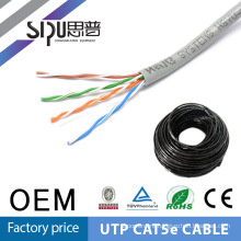SIPU hot sell ethernet cheap utp 26awg cat5 cable 305m 4 pair factory price