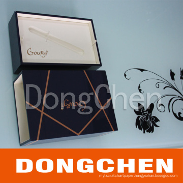 Custom Removable Luxury Strong Paper Card Package Box