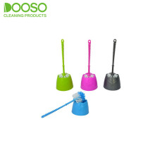 With Bowl Holder Toilet Brush Cleaning Set DS-956