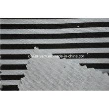 Stripple tissu à carreaux respirant pour les uniformes scolaires / sac
