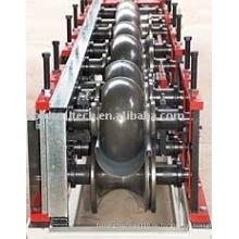 Stahlgossenrolle, die Maschine bildet