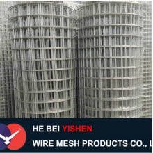 Hot dipped galvanized stainless steel welded wire mesh
