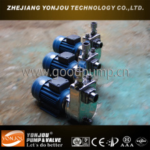 Lqfz Electric Food Grade Centrifugal Pump with ABB Motor