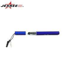 Cadeau pratique pratique stylo laser multifonctionnel mini torche led
