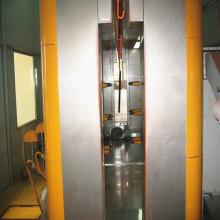 Equipamento da pintura da cabine do revestimento do pó para a linha de pintura