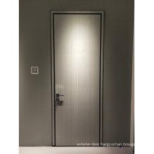 Aluminum Interior Slab Hollow Interior Flat Wood Door
