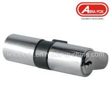 Cylindre de verrouillage de porte haute qualité Quanlity de 70 mm Euro (703)