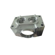 Pièce de usinage d'acier inoxydable de précision avec le centre d'usinage