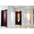 Interior PVC Door with Glass