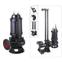 Pompe à eau centrifuge Submersible eaux sales lourds flux