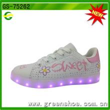 Venda quente nova simulação LED sapatos (gs-75262)
