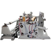 Máquina de rebobinamento de corte automático para fita Adhseive / Pet / PVC