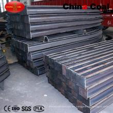 Soporte de acero para minas subterráneas de carbón en el canal U
