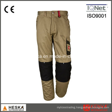 Wholesale Workwear Pants Men Polycotton Work Trouser