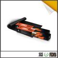 LFGB certificada por la FDA alta resistencia a la temperatura parrilla de barbacoa estera adhesivo no pegajoso conjunto de 2 o 3