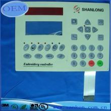 Sanken Custom membraan overlay toetsenbord