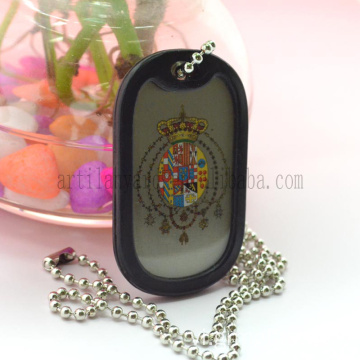 Mũ của nam giới Tag Necklace khắc