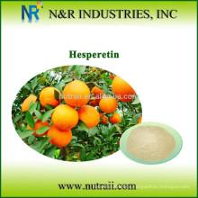 Citrus Aurantium L. / polvo de extracto de cáscara de naranja Neohesperidina 95% HPLC