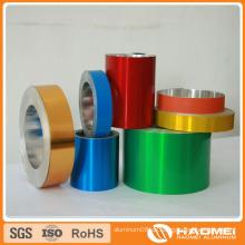 Aluminiumspule für pharmazeutische Kappe