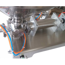Automatic Linear Type Dry Powder Filling Machine Labeling Machine